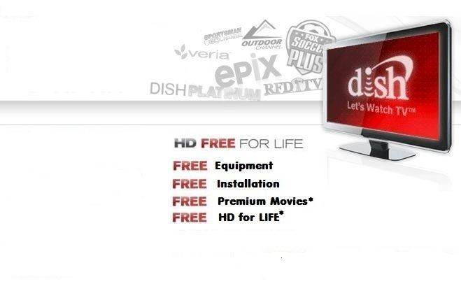 Dish TV top promotion image